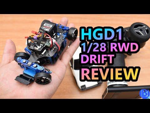 HGD1 RWD Drift Review