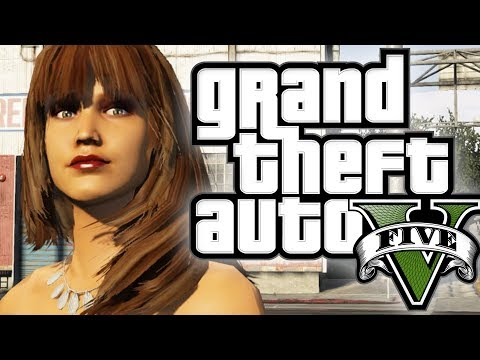 GTA 5 - The Mystery Of Sapphire The Stripper (Funny Moments In Grand Theft Auto V) Mp3
