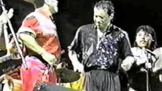 EL MUÑECO -  DIOMEDES DIAZ JOE ARROYO PONCHO ZULETA Y JUANCHO ROIS ((EN CARTAGENA))