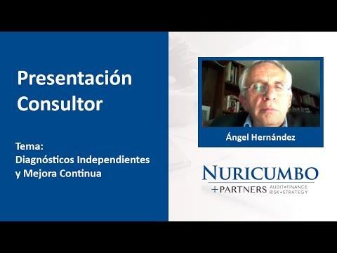 Cápsula de Presentación: Ángel Hernández