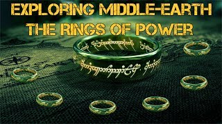 The Rings of Power Lore - Exploring Middle-Earth