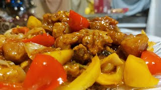 #howto #sweetandsourpork #filipino style  0407 How to cook Sweet and Sour Pork