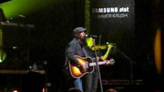 "Darius Rucker Performs ""All I Want"" at Summer Krush Concert in Nashville"