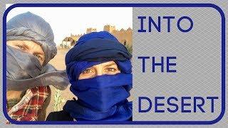Into the Desert (GrizzlyNbear Overland)