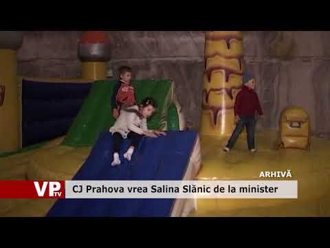 CJ Prahova vrea Salina Slănic de la minister