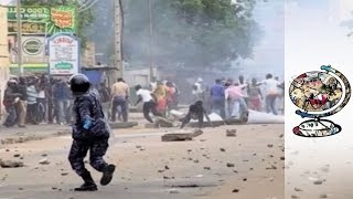 Behind The Lines Of The Burkina Faso Uprising