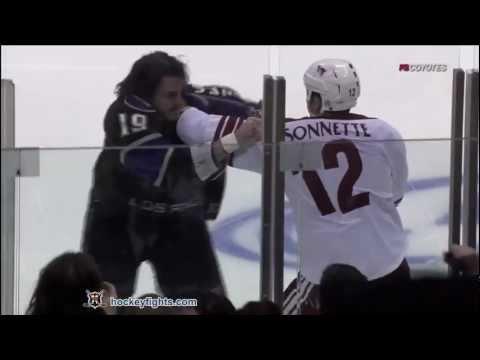 Kevin Westgarth vs. Paul Bissonnette