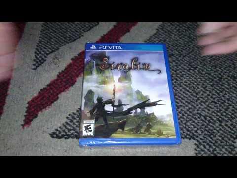 Nostalgamer Unboxing Siralim On Sony PlayStation Vita PSV Limited Run Games Region Free