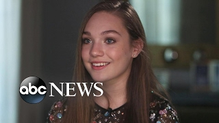 How Dance Prodigy Maddie Ziegler Went From Dance Moms To Being Friends With Sia