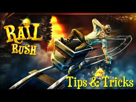 Rail Rush Tips & Tricks Thumbnail