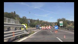 Viaggio Nell'incubo Autostrade: La A18