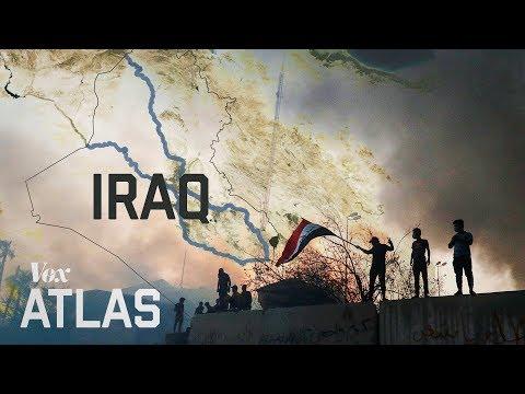 Irácké řeky umírají