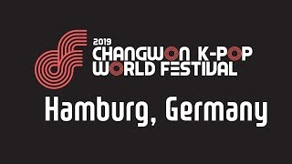 2019 K-POP World Festival Hamburg