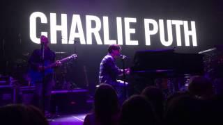 Charlie Puth - One Call Away ( Live)