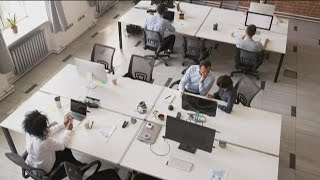 The Layout Of An Office Space Impacts Work Efficiency, Study Says