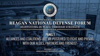 Panel 1 — 2017 Reagan National Defense Forum