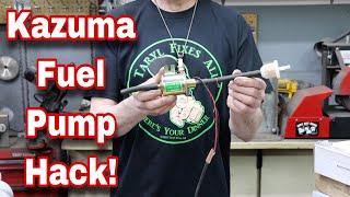 Fuel Pump Hack! Kazuma Mammoth 800