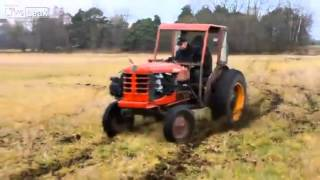 Die besten 100 Videos Terror The Tractor!