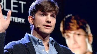 Ashton Kutcher's Uber Investment and Twitter Attack On Journalists