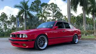 BMW M5 (E34) 1988 - 1995