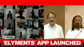 Make In India Push: India Own Social-Media Networking App Elyments Launched - Download this Video in MP3, M4A, WEBM, MP4, 3GP