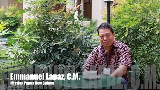 Emmanuel Lapaz, C.M., Papua New Guinea [English]