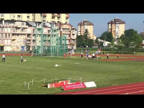 Ličnim rekordom mladi niški atletičar obezbedio učešće na Kupu Srbije