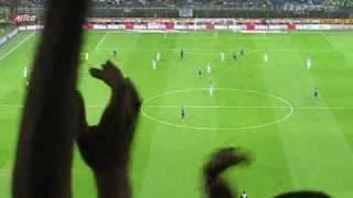 Inter - Siena 3-0 (17.05.2009) - Coro - Giacinto Facchetti