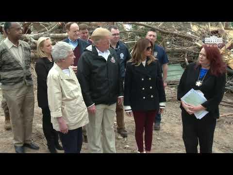 President Trump's Remarks at Lee County Neighborhood