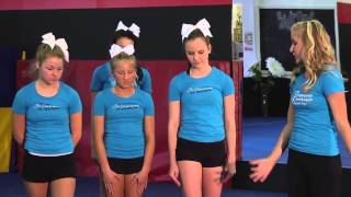 Coaching Youth Cheerleading: Basic Stunting