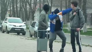 .ne, 1 серия Пранк Бомж !!! Усть-Лабинск / Краснодар