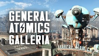 The Full Story of the General Atomics Galleria - Fallout 4 Lore