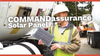 How The Solar Panel Works – COMMANDassurance