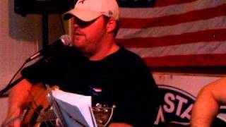Shut Up And Dance (Aaron Watson cover) by Kyle Lehnhoff @ Milt's BBQ