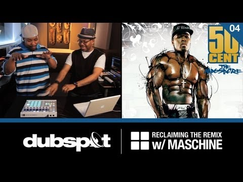"Reclaiming the Remix w/ Maschine Ep 4: 50 Cent ""In My Hood"" w/ BangOut"