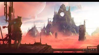 Stellaris - Ancient Relics. Let's Go Do Some Digging #ad