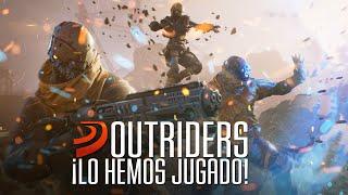Hemos probado Outriders, una mezcla de acción en tercera persona entre Gears of War y Destiny