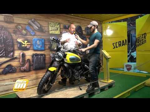 Moto Bike Expo 2015 DUCATI