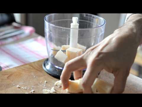 Come grattugiare facilmente il parmigiano