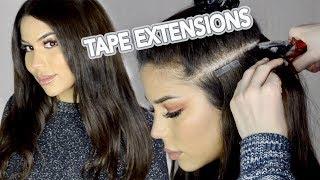 Welche tape extensions sind gut