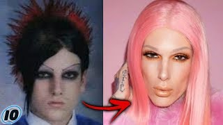 Top 10 YouTubers Who Used To Look Totally Different