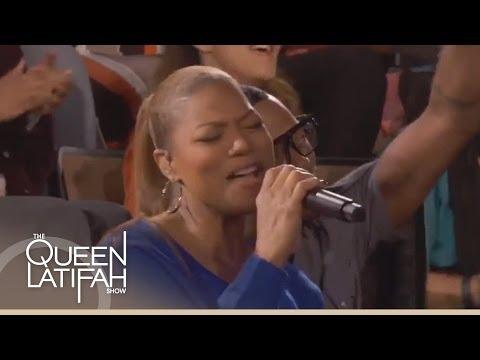 Mercy, Mercy, Mercy performed by Queen Latifah