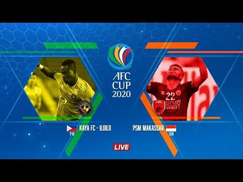 Kaya FC Iloilo vs. PSM Makassar | AFC Cup 2020