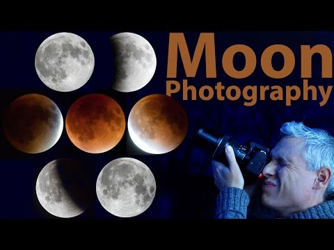 How To Photograph The Moon Mp3