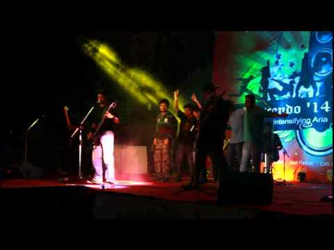 Fantom - Hellucinate LIVE at ISB&M Pune