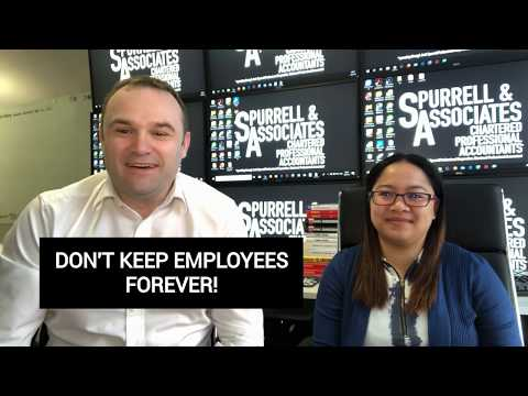 Don't Keep Employees For Ever