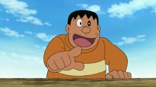 Doraemon-Gian in Televisione!