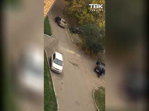Разборки со стрельбой в Красноярске
