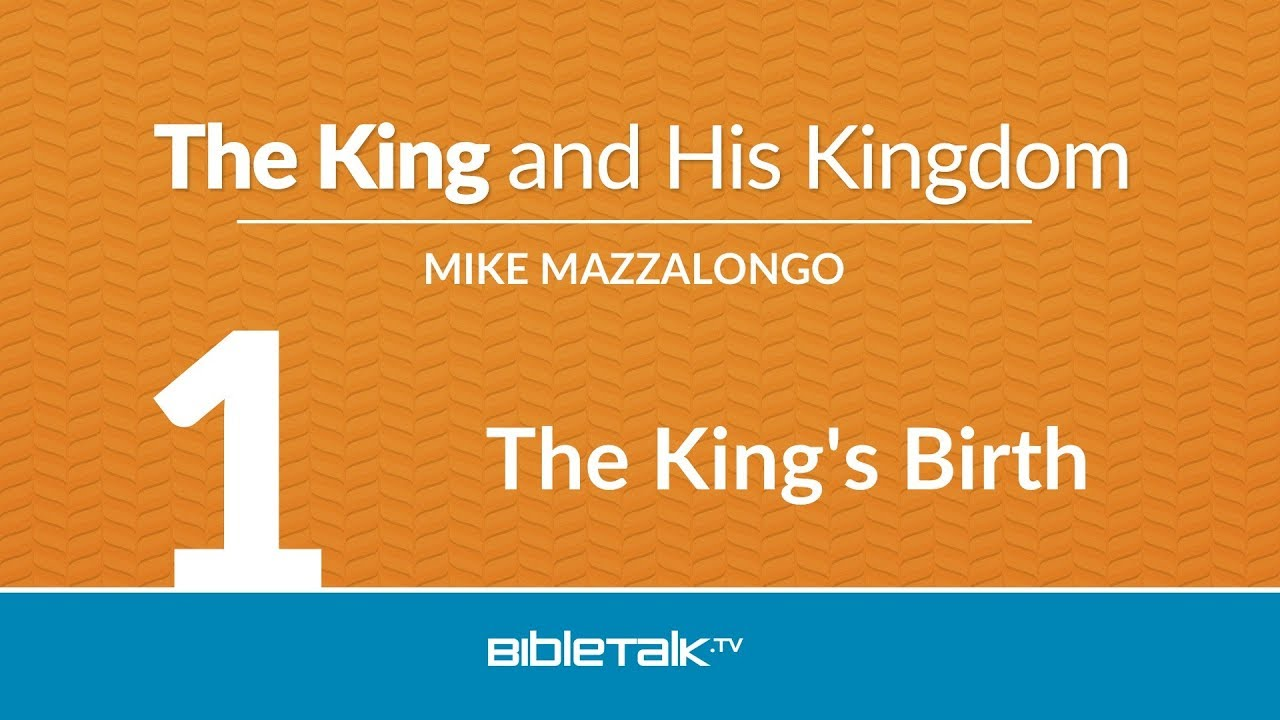 1. The King's Birth