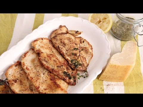 Parmesan Sauteed Chicken Recipe | Episode 1061